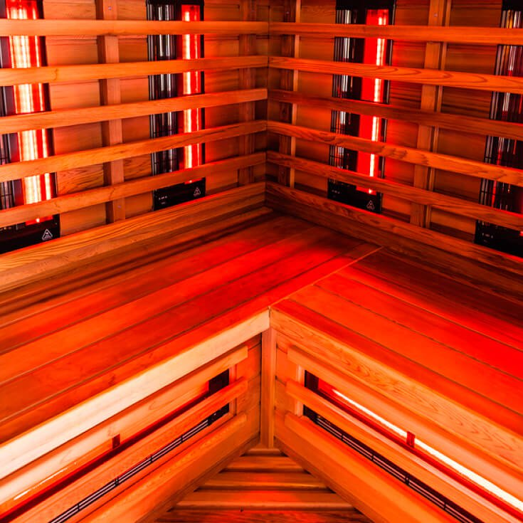 Infrared Sauna Braienrd, MN